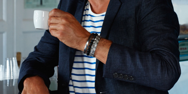Magnetic therapy jewellery from Ship Shop Style - magnetic therapy for men - flexibracelet