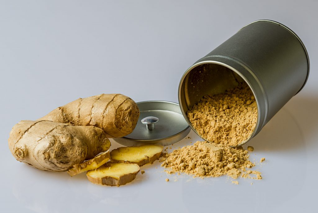 Natural inflammatory for arthritis - ginger