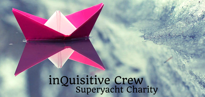 inQuisitive Crew Superyacht Charity