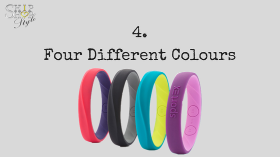 4 Diffierent Colours - sportEX Magnetic Bracelet