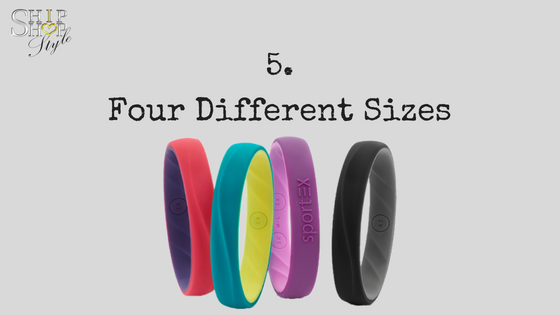 4 different sizes - sportEX Magnetic Bracelet